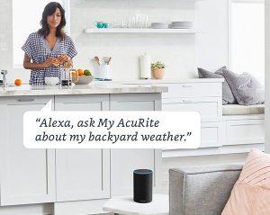 Amazon Alexa promotion ad. 2018