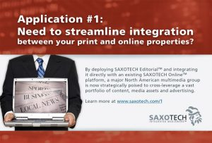 Saxotech - Direct mailer. 2006/2007